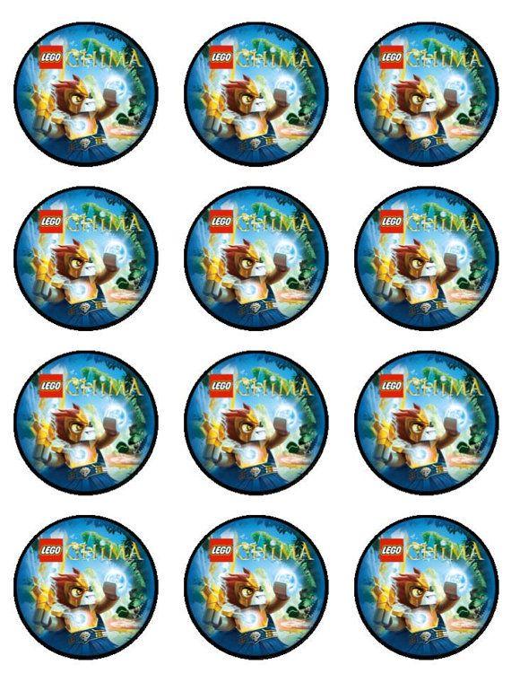 Lego Chima Cake Topper Uk