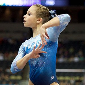 Ragan Smith Gymnastics 2015 | Gymnastics Tips | Nimble Sports Gymnastics Equipment Blog