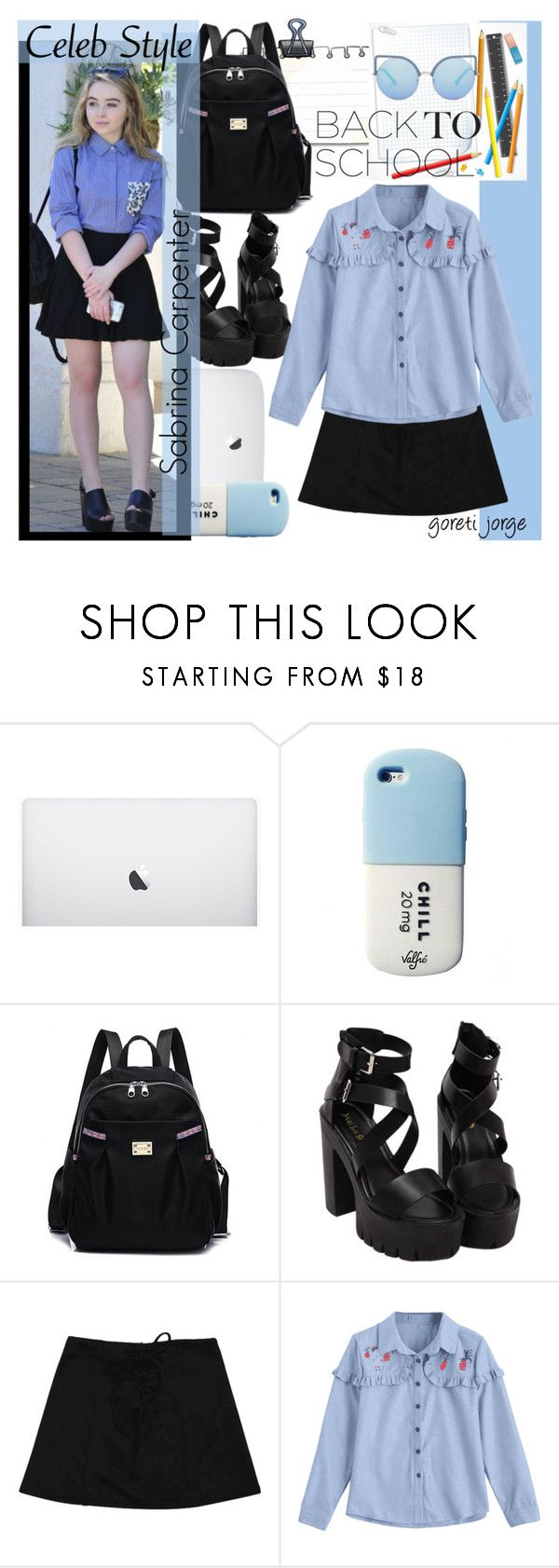 """Sabrina Carpenter -Get the look"" by goreti ❤ liked on Polyvore featuring Matthew Williamson"