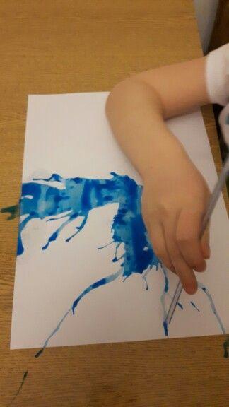 Obrazy rurką malowane