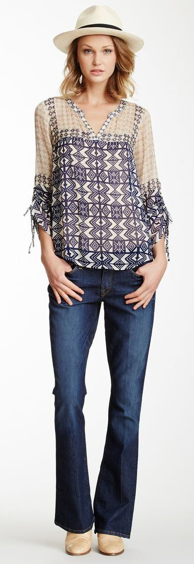 Lucky Brand Boho Outfit