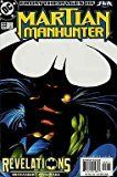 #5: Martian Manhunter #22 VF/NM ; DC comic book