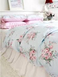 simply shabby chic bedding -