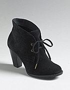 always need a nice suede ankle boot