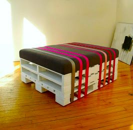 muebles con palets sof