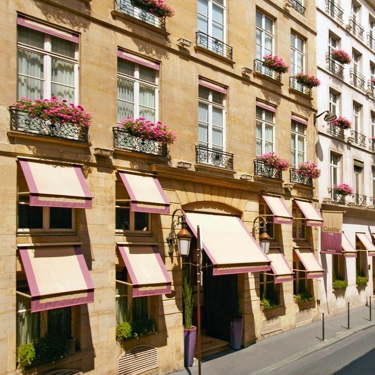 Castille Paris—Paris, France. #Jetsetter