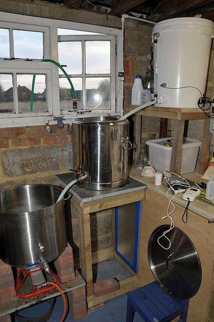 56 best images about brewing setup on pinterest more for Craft kettle brewing equipment