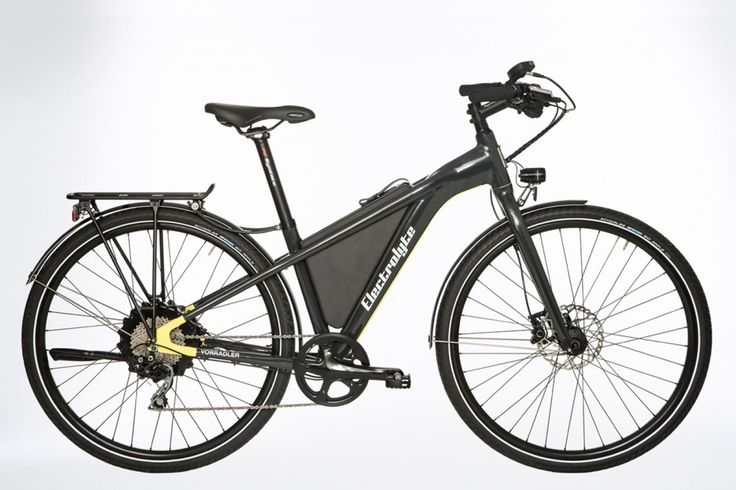 Der Vorradler verfügt über einen zugkräftigen Heck-Antrieb des Schweizer Herstellers Go SwissDrive. Er beindruckt durch satte Beschleunigung, hohe Elastizität, Laufruhe und starke Leistungsreserven. Mit echten 45 Nm setzt unser Vorradler im direkten Motorvergleich Maßstäbe. Durch ein KERS (Kinetic Energy Recovery System), bekannt aus der Formel 1, ist Energierückgewinnung bei der Bergabfahrt möglich. Der von Electrolyte entwickelte Akku fügt sich perfekt in das sportliche Design des Rades…