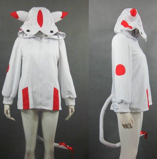 Zettai Karen Children Kaoru Akashi Cosplay Costume