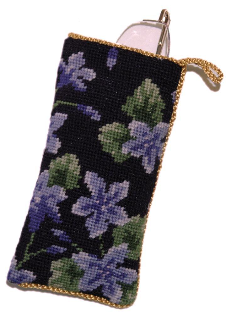 Campanula on Purple Spec case Kit