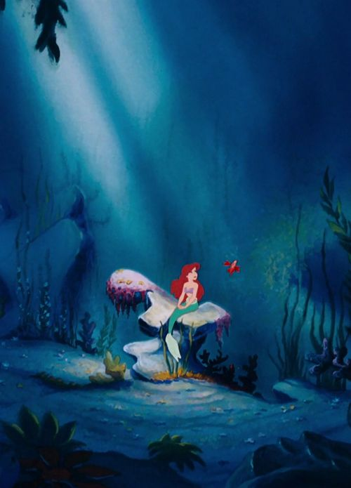 "the story of the ""the little mermaid"" was always my favorite...but i've never seen the moive."