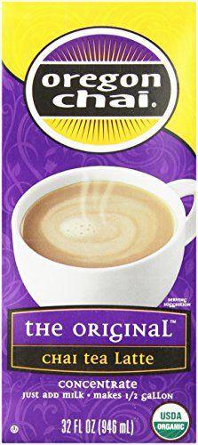 Oregon Chai Tea Latte Concentrate, 32 Fl Oz - http://goodvibeorganics.com/oregon-chai-tea-latte-concentrate-32-fl-oz/