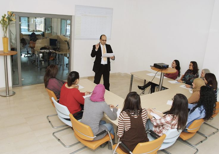 Formations collectives au centre d'appel Maxicontact Tunisie #CallCenter #Phoning