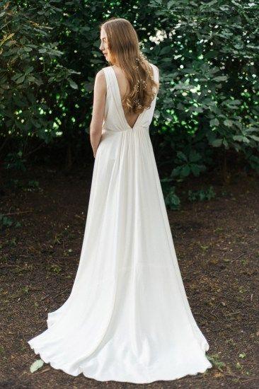 400 best Backless Wedding Dresses images on Pinterest