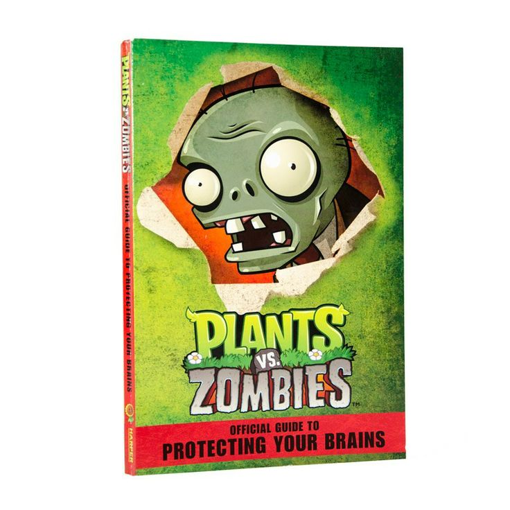 Plants vs. Zombies: HarperCollins Official Guide