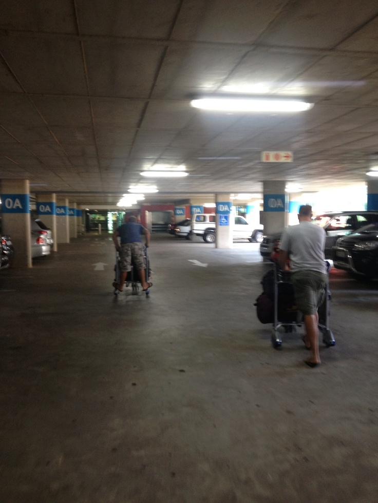 Leaving King Shaka Airport