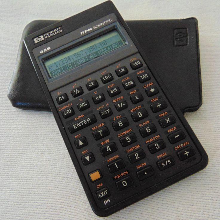 Best Hp Calculators Images On   Calculator Hewlett