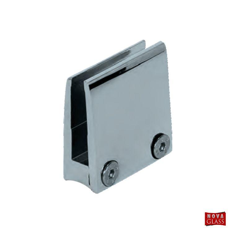 Στήριγμα διαιρούμενο για κρύσταλλο 10 mm Κωδ. 2316   Nova Glass e-shop