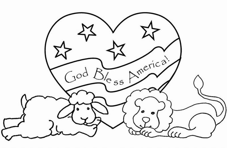 106 best 4th Of July Coloring Pages images on Pinterest