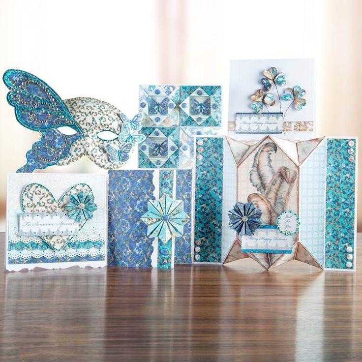 #CraftworkCards Venetian Collection. Available to buy at Create and #Craft - http://www.createandcraft.tv/papercraft/brand--craftwork+cards.aspx?icn=Craftwork_Cards&ici=Craftwork_Cards_Papercraft_Brands #cardmaking #papercraft