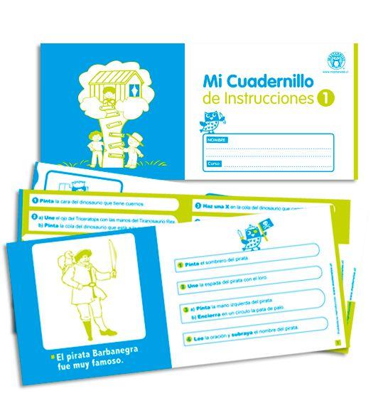 Cuadernillo Instrucciones 1 -> http://www.masterwise.cl/productos/621-habilidades-cognitivas/1812-cuadernillo-instrucciones-1
