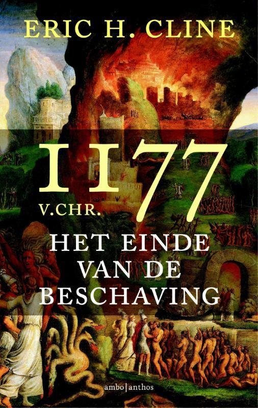 1177 v. Chr. Het einde van de beschaving - Cline, Eric H  - Plaats 922