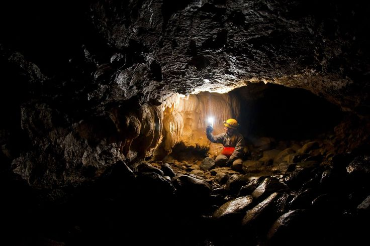 Take your exploration underground by visiting one of these eerie, yet fascinating caves in beautiful, British Columbia.