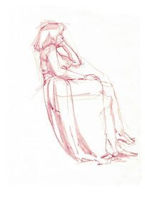 Lifedrawing sketch
