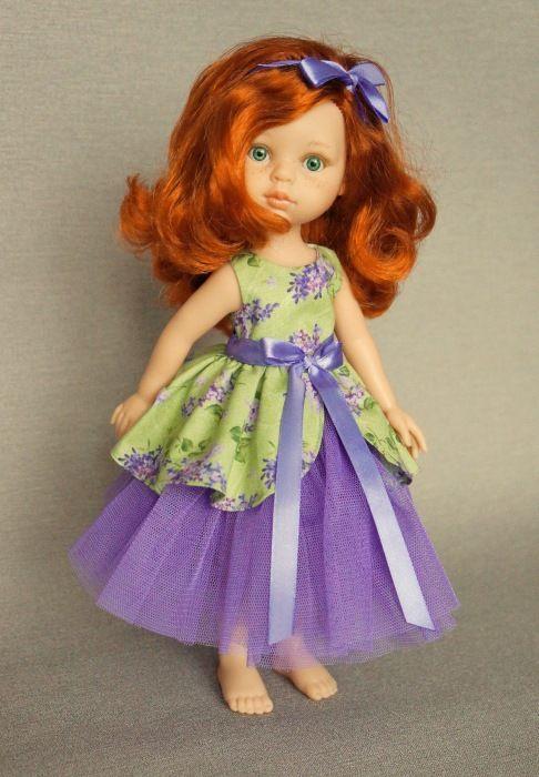 Цветочные феечки / Paola Reina, Antonio Juan и другие испанские куклы / Бэйбики. Куклы фото. Одежда для кукол