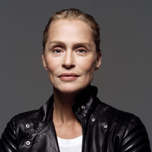 """Lauren Hutton """"We have to be able to grow up. Our wrinkles are our medals of the passage of life. They are what we have been through and who we want to be."""""""