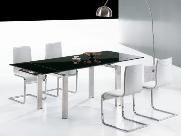 Design Modern Glass Dining Room Table Pacific The Ideas