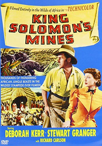 Movie Review: King Solomon's Mines