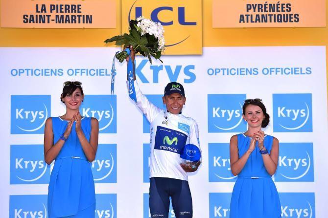 Nairo Quintana (Movistar) Stage 10