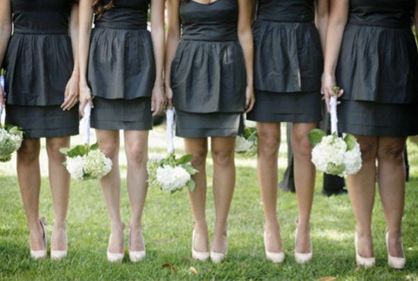 peplum bridesmaid dresses for wedding 2014