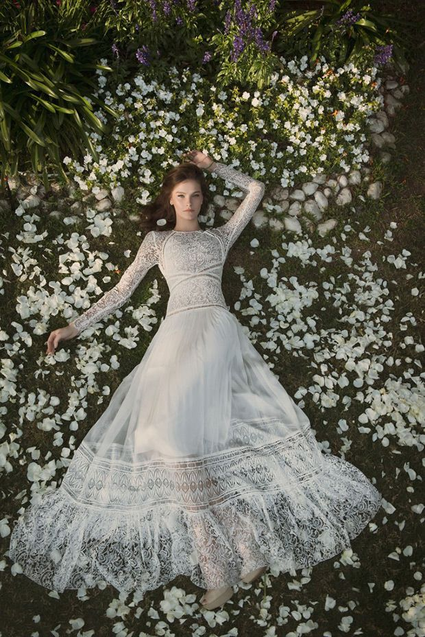 From Boho Chic to Glam: The Eisen-Stein 2016 Collection