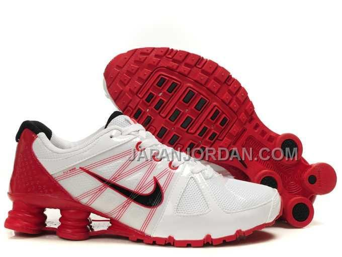 nike shox agent mens running shoe