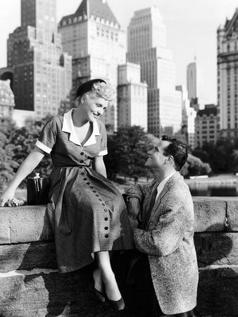 Judy Holliday and Jack Lemmon - It Should Happen To You