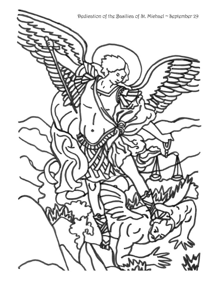 17 best images about artist on pinterest search pablo for Archangel michael coloring page