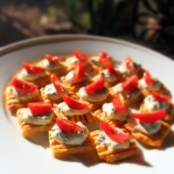 Easy Appetizers And Dips: 17 Best Images About Christmas Party Appetizers On