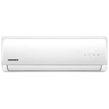 Heinner HAC-9INVB Inverter klíma, 9000 BTU, A++ energiaosztály, LCD kijelző, Auto Restart, Auto diagnózis
