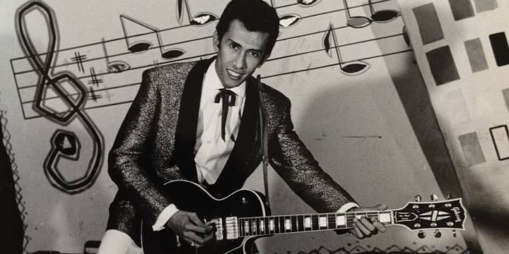 Reggy Tielman (May 20, 1933 - March 13, 2014) Dutch banjoplayer, guitarist and singer (Tielman Brothers).