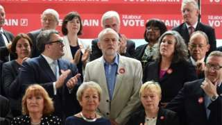 Jeremy Corbyn to suggest Labour members elect shadow cabinet
