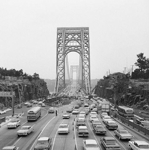 None other than the GW Bridge