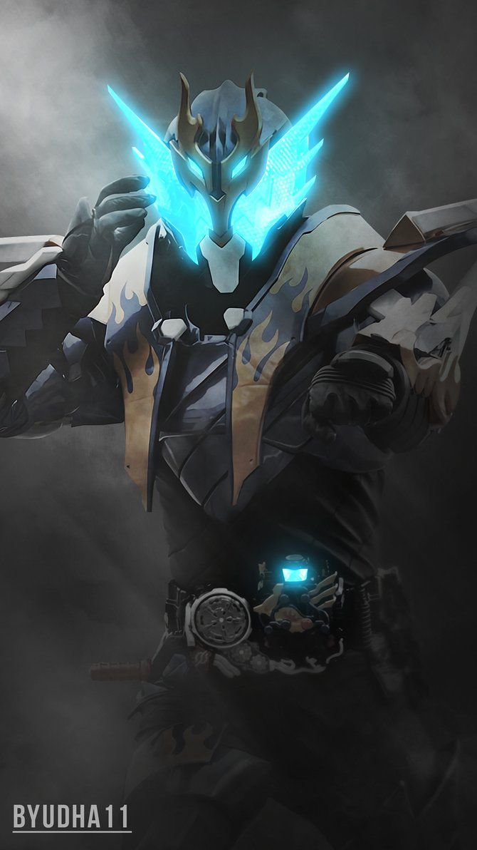 Kamen Rider Cross-Z With Blizzard Action Edit: Photoshop Facebook: Bagus yudha