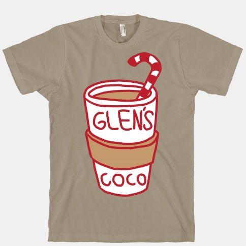 You go Glen Coco << Four for you Glenn Coco