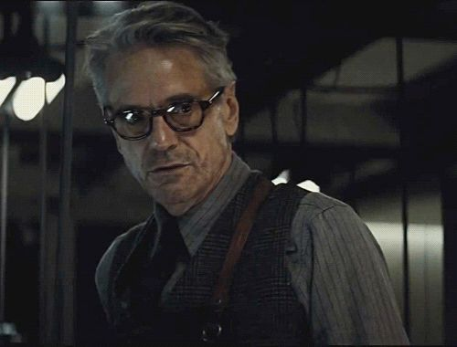 "Jeremy Irons Says His Version Of 'Alfred' Is ""More Of A Man Who Can Actually Do Anything If He Has To"""
