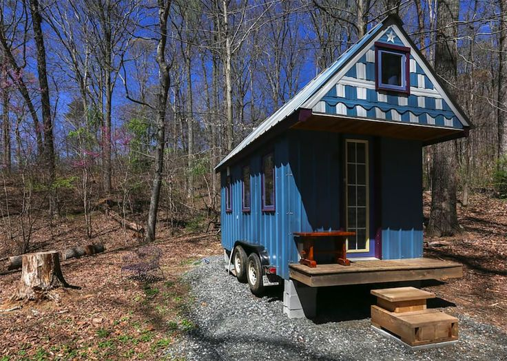 "By The Tiny Life's definition, the tiny house movement is a ""social movement…"