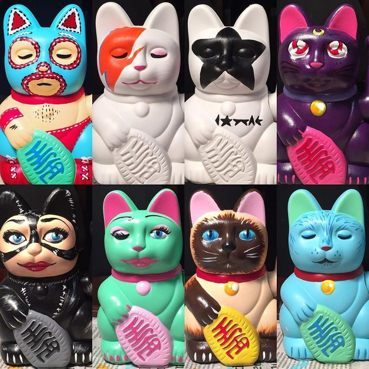 Marceland Custom Cats N' Stuff for export! 2016  http://www.marcelandcustom.com