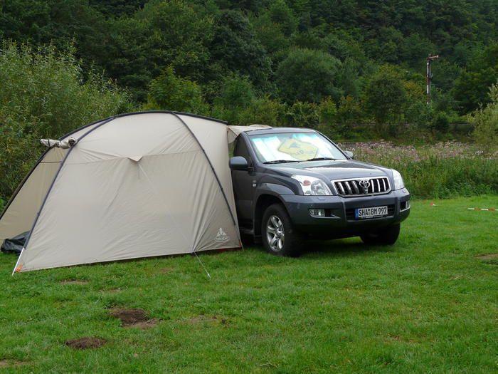 Auto: Campingequipment