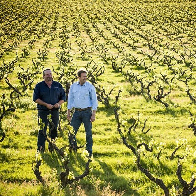 Yangarra Winemaker Peter Fraser And Viticulturalist Michael Lane Are Among The Many Australian Winemakers Making A Modern Style Grenache Wine Region Instagram